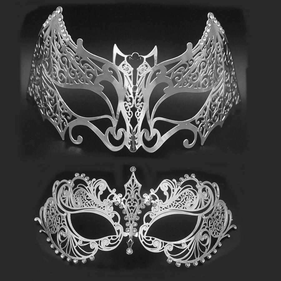 Aliexpress.com : Buy Phantom Silver Gold Batman Costume Masquerade ...