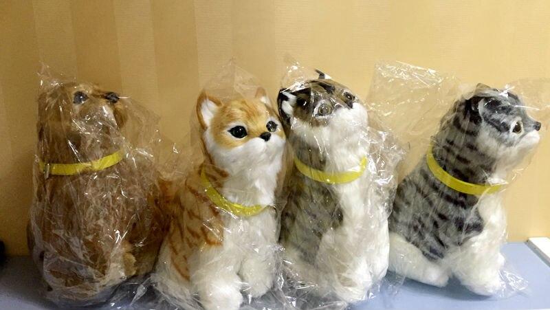 animal de estimação eletrônico brinquedos de pelúcia