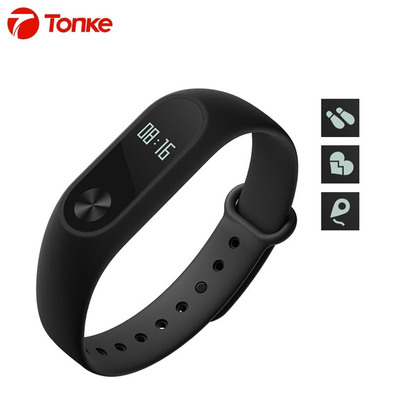 Original Xiaomi Mi Band 2 Smart Bracelet Wristband Miband 2 Fitness Tracker Andr