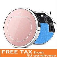 Hot Sale Original 2 In 1 V5PRO V7 V7S Smart Robot Vacuum Cleaner Cleaning Appliances 450ML
