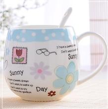 2017 errores de diseño encantador lemon jugo leche taza de café taza de té home oficina drinkware regalo único 410 ml taza linda