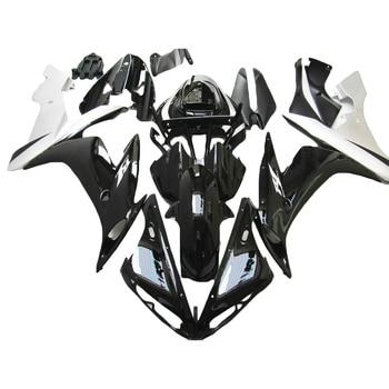 Hot sale fairing for  2004 2005 2006 glossy matte black YAMAHA R1 YZF R1 fairings kit for 04 05 06 injection molding HZ36