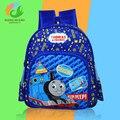 Nueva historieta de Los Niños mochilas de Color Azul Thomas Tren mochila para Niños Mochilas niños mochila