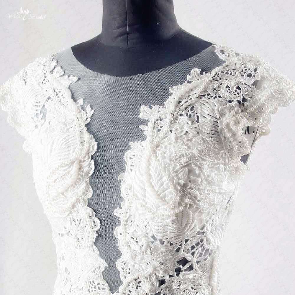 RSW1009 Lace Backless Wedding Dresses Alibaba China Vestido Longo-in  Wedding Dresses from Weddings   Events on Aliexpress.com  8b61b3a41018