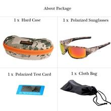 OUTSUN 2018 Polarized Sunglasses Men Women Sport fishing Driving Sun glasses Brand Designer Camouflage Frame De Sol