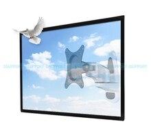 Aluminum 360 Degree Full Motion LCD LED Monitor TV Wall Mount Bracket Loading 0-8kgs FE110W