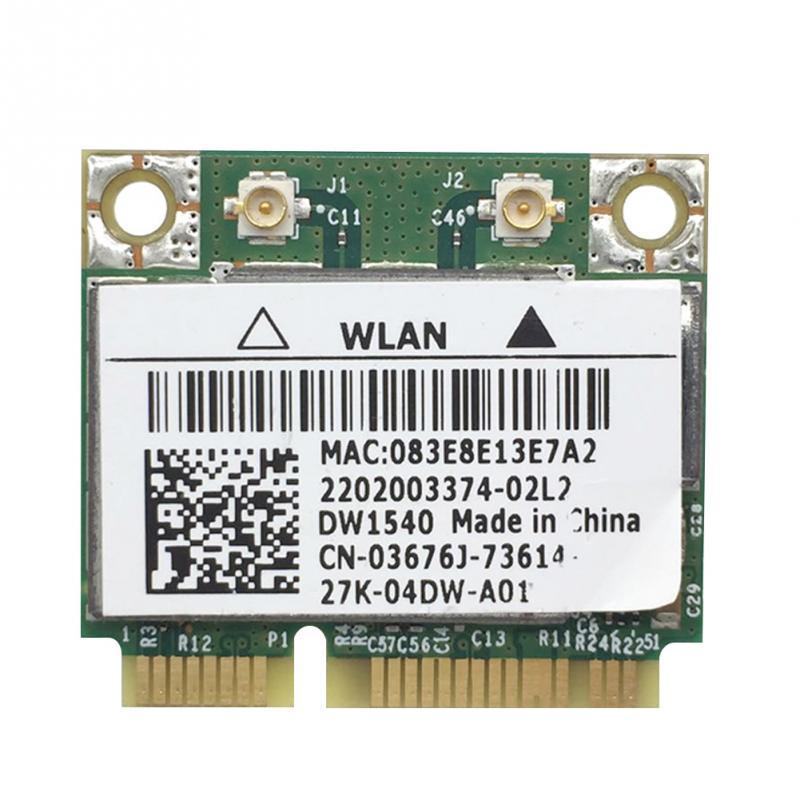 BCM943228HMB Wifi Wireless Card Double Band 802.11a/b /g/n 300Mbps Bluetooth 4.0 Half-semester MINI PCI-E WiFi 2.4G & 5G