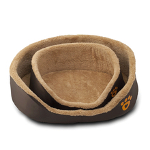 Double sided available all seasons Big Size dog bed House sofa Kennel Soft Fleece Pet Dog Cat Warm Bed Winter Pet Product