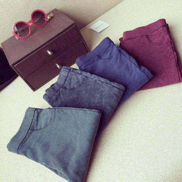 Jeans Style Skinny Leggings
