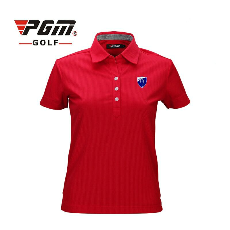 2018 Sale Limited Golfe Pgm Ladies Golf Apparel T-shirt Sports Uniforms Pumping Light Material And Comfortable Needle Craft