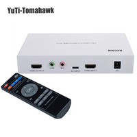 Ezcap 291 1080P HD Pro Video Game Capture HDMI/YPpbr/CVBS Recorder Playback to tv For XBOX PS3 PS4 TV STB Hospital Medical