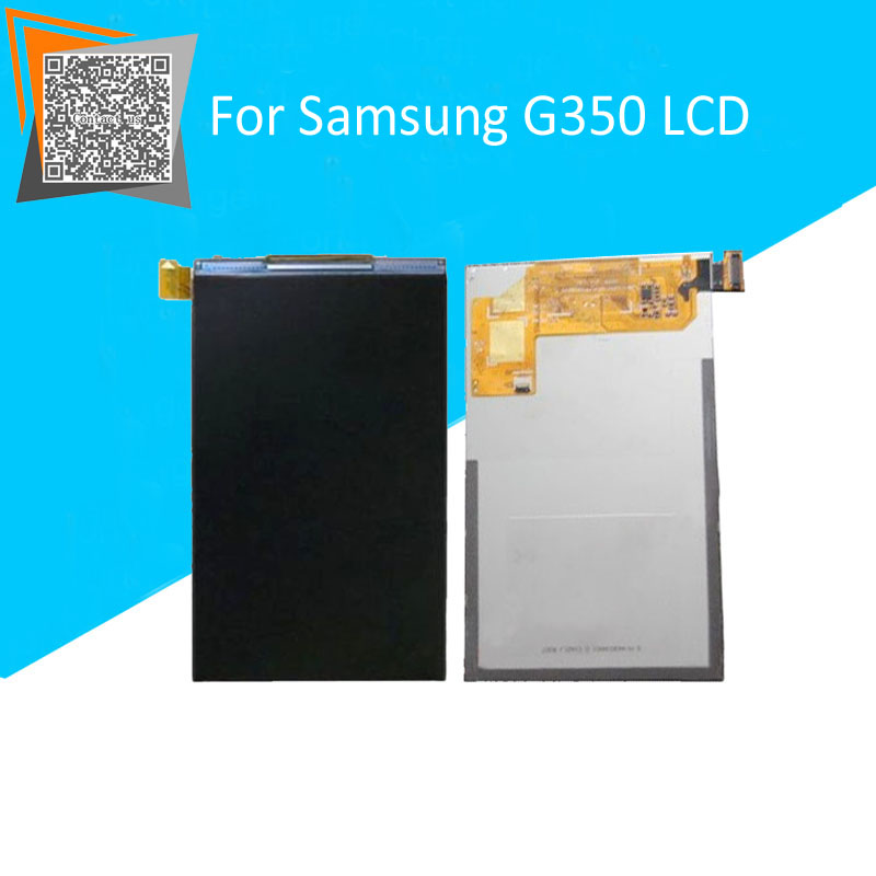 1 PCS LCD Screen For Samsung Galaxy G350 SM-G350 LCD Display Panel Replacement Parts Free Shipping