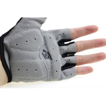 Gel Cycling Gloves Men Women Bike Racing Glove luva ciclismo guantes bicicleta gants velo guanti bici Half Finger MTB Gloves