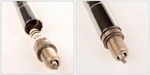 Image 4 - MXITA 5 قطع طقم المغناطيسي ولاعة مفتاح العزم مجموعة السيارات السيارات أدوات إصلاح 3/8 5 60NM اليد أداة تعيين