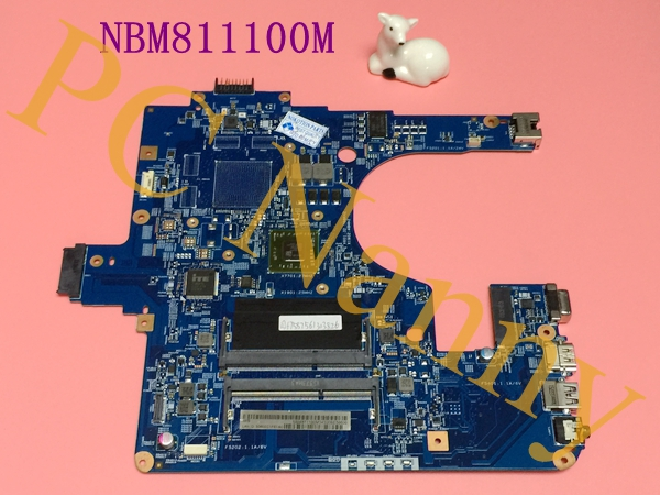 FOR Gateway NE522 * AMD Integrated 1400MHz Laptop Motherboard ** NBM811100M **