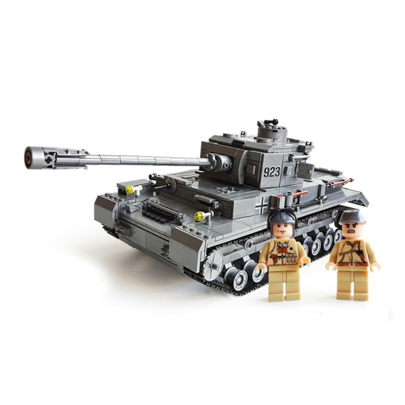 1193pcs Star Wars Tank Marching Building Blocks Toy Kit DIY Educational Children Christmas Birthday Gifts