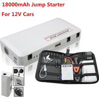 2016 Car Jump Starter 18000mAh Auto Engine EPS Emergency Charger Battery Source Laptop Portable Charging Mobile