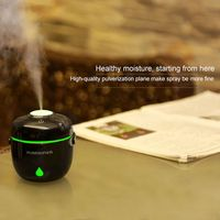 230ml Rice Cooker LED Glowing Air Aroma Humidifier ESSential Oil Diffuser Aromatherapy Electric Aromatherapy ESSential Oil
