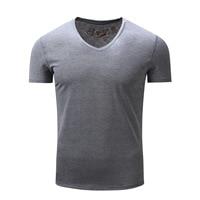 T shirt Men Europe Size Solid Color 100% Cotton T Shirt Mens T shirts 2018 Summer Skateboard Tee Boy Hip Hop Tshirt Men Tops