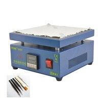 200*200 ミリメートル電子プレート PCB SMD Bga 予熱予熱ステーションデジタルサーモスタットプラットフォーム加熱プレート UYUE 946C