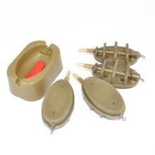 Carp fishing feeder tool carp lead sinker free lead carp fishing lead 15g 20g 25g 35g 30g 40g 50g 60g