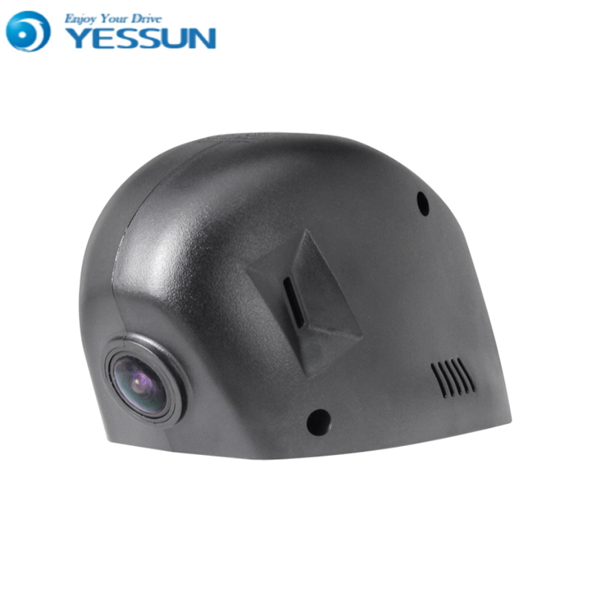 For VW Golf 7 / Car Driving Video Recorder DVR Mini Wifi Camera Black Box / Novatek 96658 FHD 1080P Dash Cam Original Style for vw eos car driving video recorder dvr mini control app wifi camera black box registrator dash cam original style