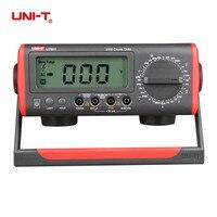 UNI T UT801 ЖК дисплей рабочего цифровые мультиметры AC/DC Напряжение Емкость тестер Высокая точность ручного Измеритель сопротивления Температу