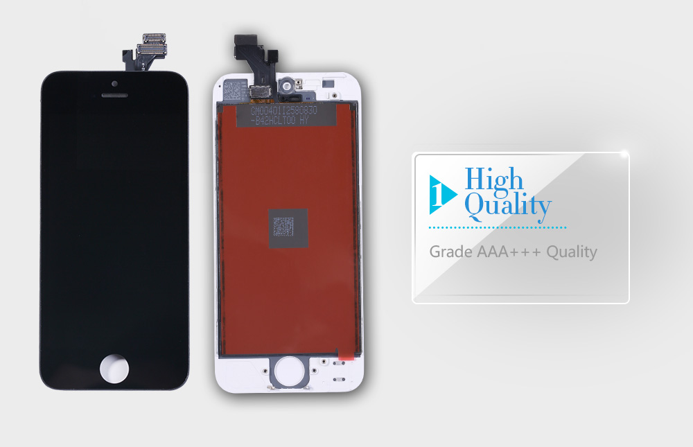 for iphone 5 5s SE 6 6s 7 lcd display with 2 gifts (4)