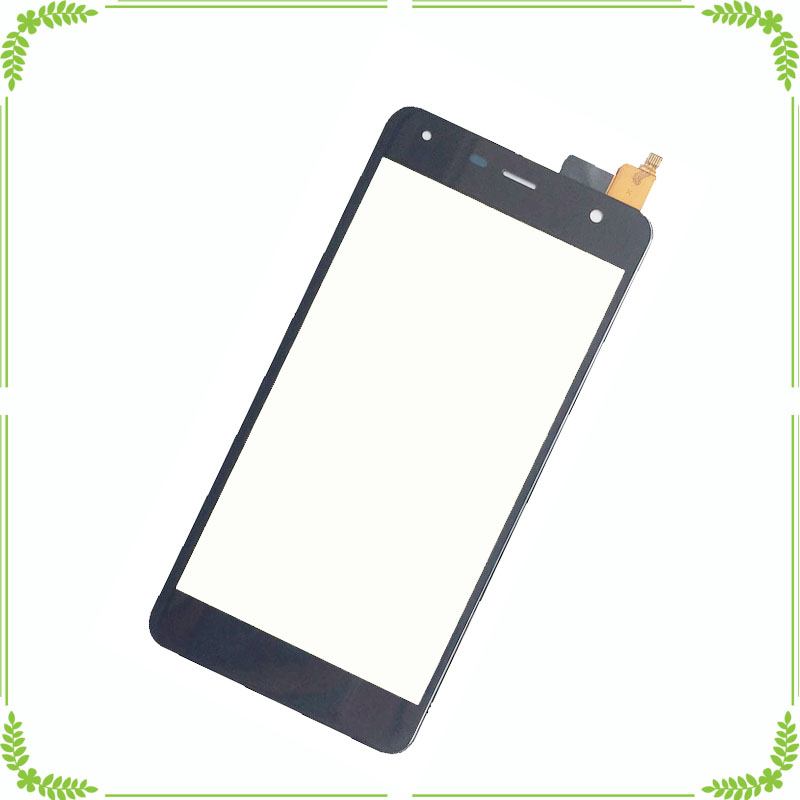 5pcs Sensor <font><b>Touch</b></font> Screen For Fly <font><b>FS517</b></font> FS 517 Touchscreen Digitizer Front Glass Lens Replacement No LCD Display image