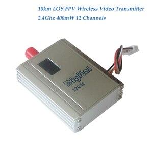10km LOS FPV Wireless Transmit