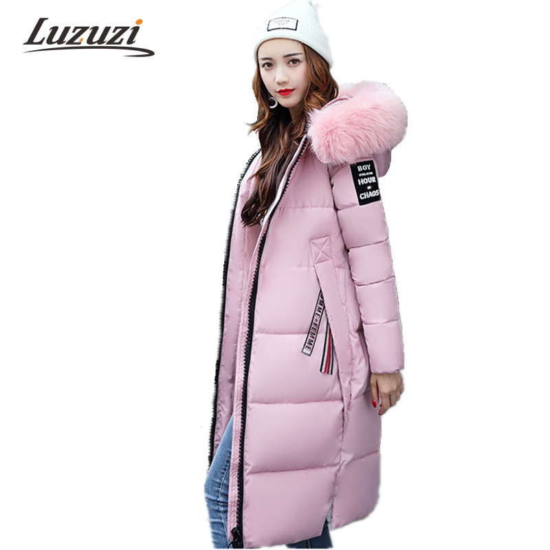 Popular Ladies Parka Thick Fur Hood-Buy Cheap Ladies Parka Thick ...