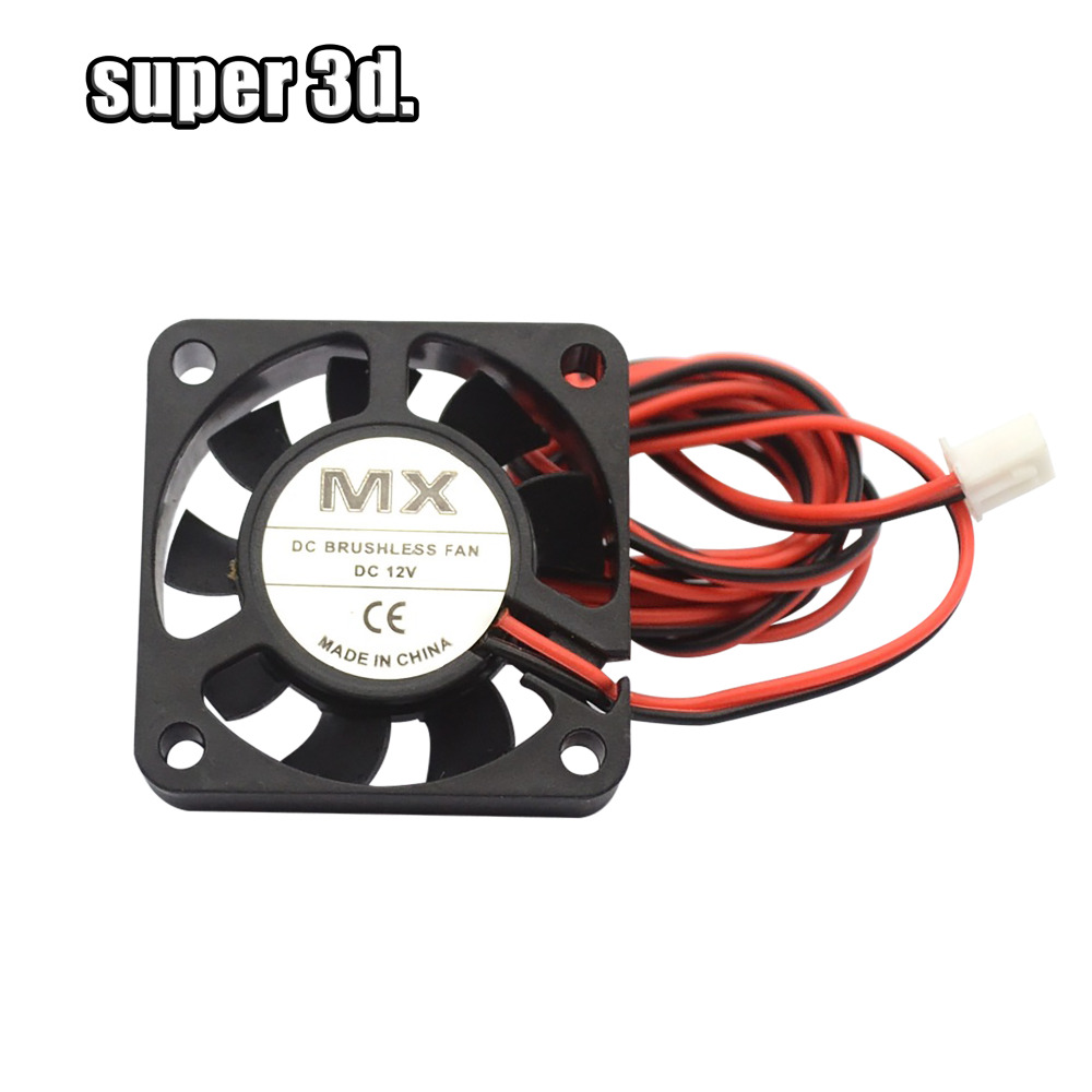 Hot Sale Practical DC 24V 40 x 40 x 10mm 4010 7 Blade Brushless Cooling Fan T1