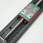 1 set HIWIN KK60 Industrial Robot KK6005C-300A2-F0 stepper / servo motor  linear slide table screw KK module