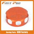Billet Rear Brake Reservoir Fluid Cover Cap For KTM 690 DUKE 12-15 1190 Adventure 13-15 1190 RC8 08-15 69013962000