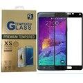 Полный Протектор Экрана Закаленное Стекло Для Samsung Galaxy Note 3 Note 4 Примечание 5 стекло Полное Покрытие Покрытие Защитная Пленка Экрана 9 H