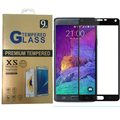 Full Screen Protector Tempered Glass For Samsung Galaxy Note 3 Note 4 Note 5 glass Full Cover Coverage Screen Protection Film 9H