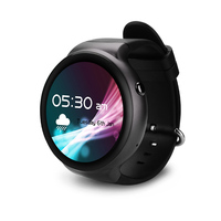 2017 IQI I4 Smart Watch Phone Android 5 1 AMOLED Display 8GB ROM Smartwatch Support 3G