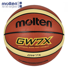 Original Molten Basketball Ball GW7X Brand High Quality Genuine PU Material Official Size7