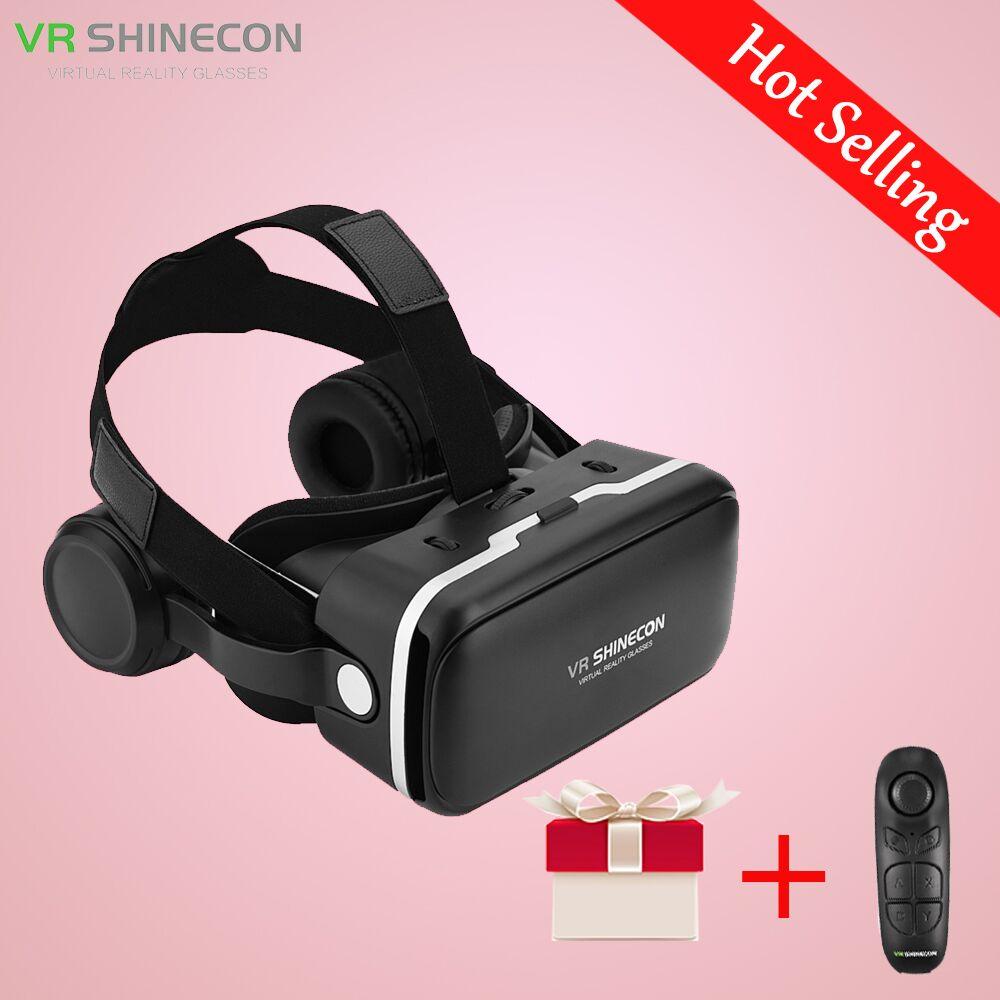 ... Ouvido Phones plus Controlador para Android vr Shinecon 6.0 Versão  Headset Óculos de Realidade Virtual 3d Smart Ios Telefone. -26%. 🔍. Óculos  ... e158b5c812