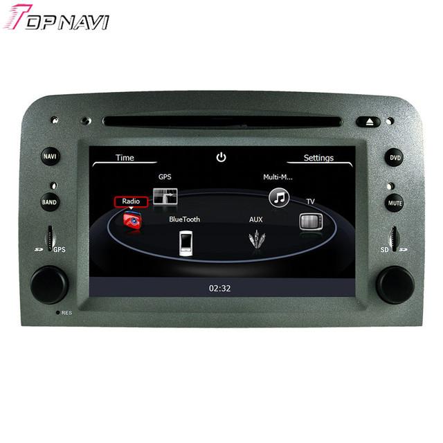 Envío Libre Wince Navegación Del Coche Para Alfa Romeo 147 (2005 En Adelante)/Alfa Romeo GT (2007 En Adelante) con DVD Estéreo del GPS Libera El Mapa