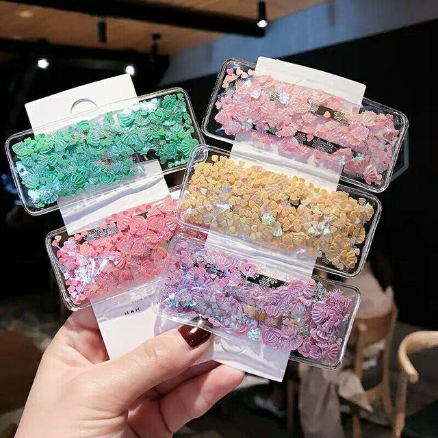 ca8718212e 2019 de moda lentejuelas de horquillas las mujeres las niñas Clips de pelo  Pin pasador accesorios