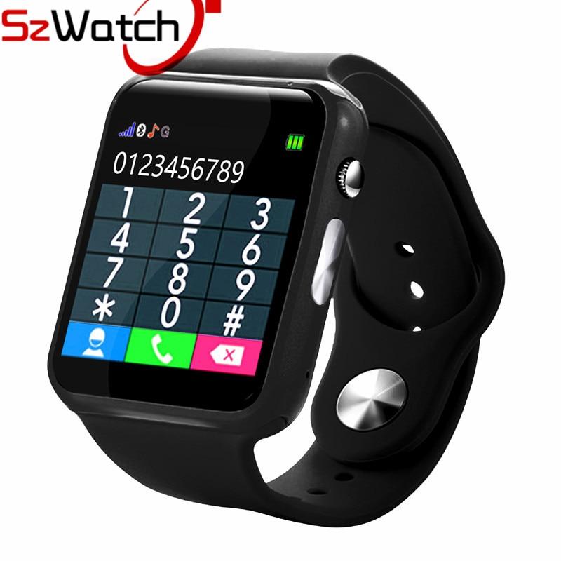 Best buy ) }}SzWatch A1 Smart Watch With Pedometer Camera SIM