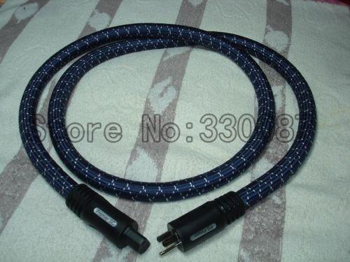PS AUDIO XSTREM PREMEIR POWER CORD Powerline Audiophile Cable 1.8 Meter/pieces