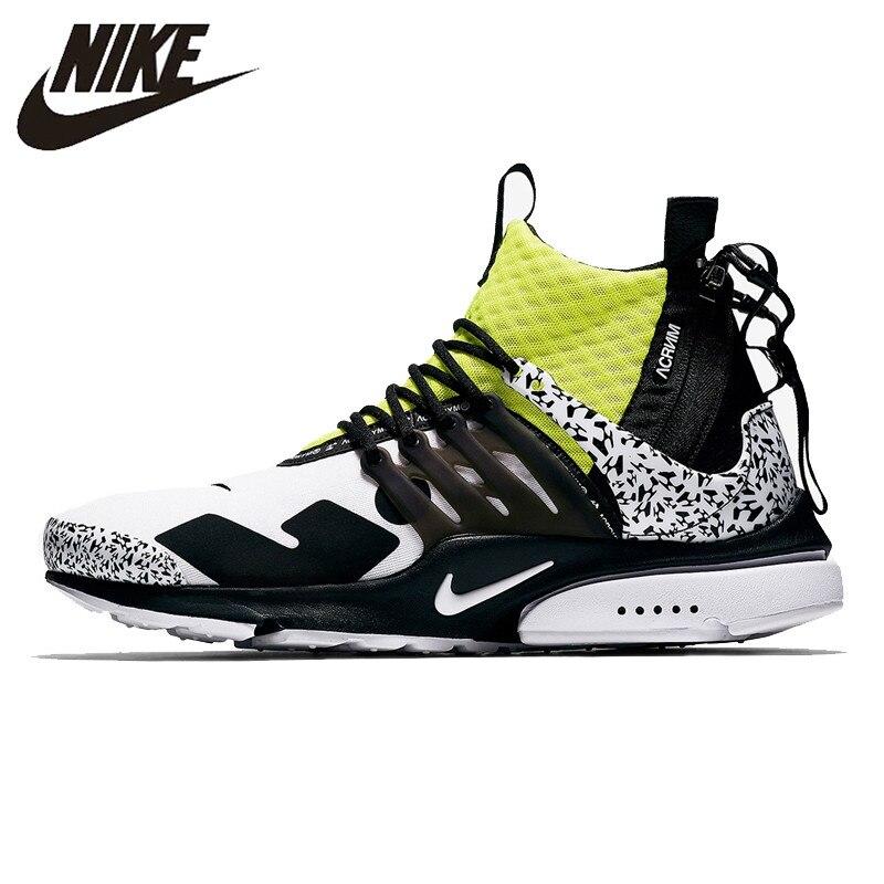 Sigle X NIKE AIR PRESTO mi course chaussures baskets sport pour homme AH7832-100 40-45