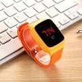 MoDo-king walkie talkies reloj chicos teléfono GPS tracker reloj LCD inteligente de pantalla talkies juguetes de los niños