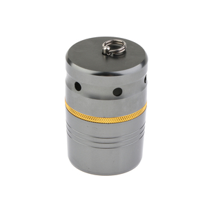 Image 5 - 1PC Lightweight Stylish Aluminum Alloy Fishing Rod End Cap Butt Fishing Reel Cases Holders Aluminum Cap for fishing Rod Access