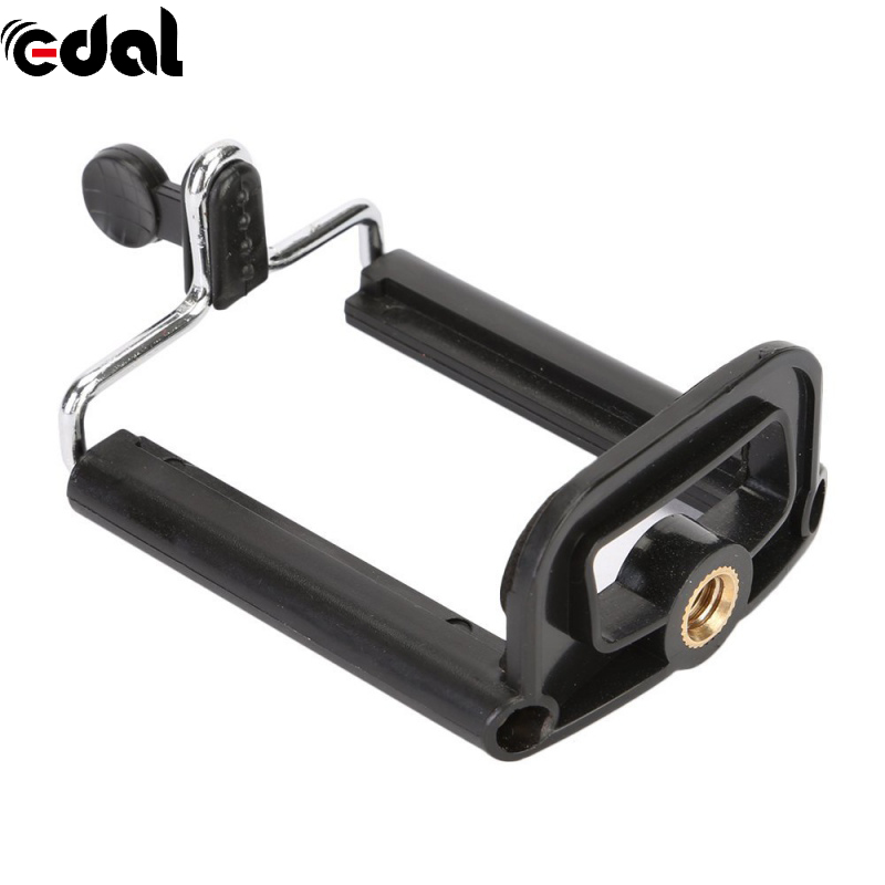 Universal Portable Cell Phone Tripod Clip Holder Mount