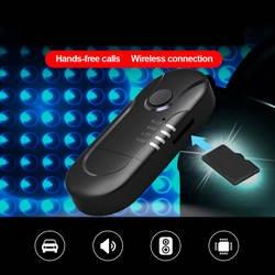 Fm-передатчик беспроводной mini-usb аудио Музыка аксессуары для ресивера радио громкой связи MP3 плеер Авто Bluetooth для автомобиля BT-08 #0509