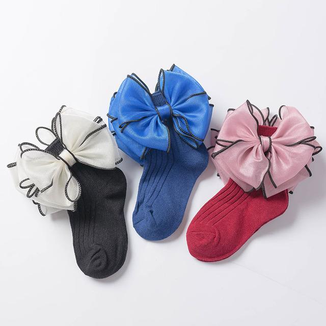 Big Bow Socks