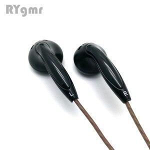 Image 4 - RY4X Original In Ear หูฟังคุณภาพเสียงเพลง15มม.หูฟัง HIFI (MX500หูฟัง) 3.5มม.สายเคเบิล Hifi ดัด